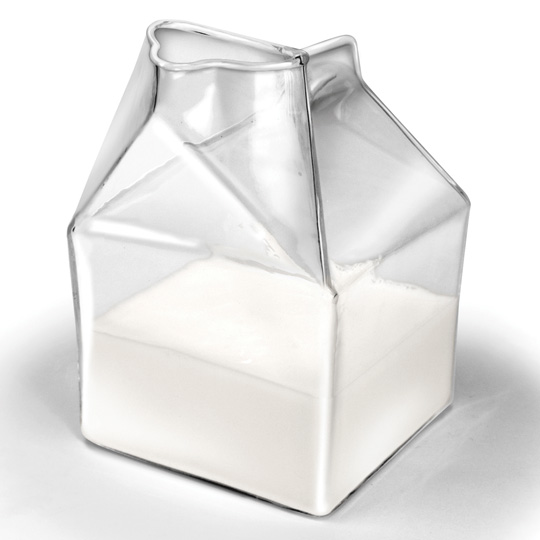 FRED&FRIENDS Молочник 'Milk package' - Glass