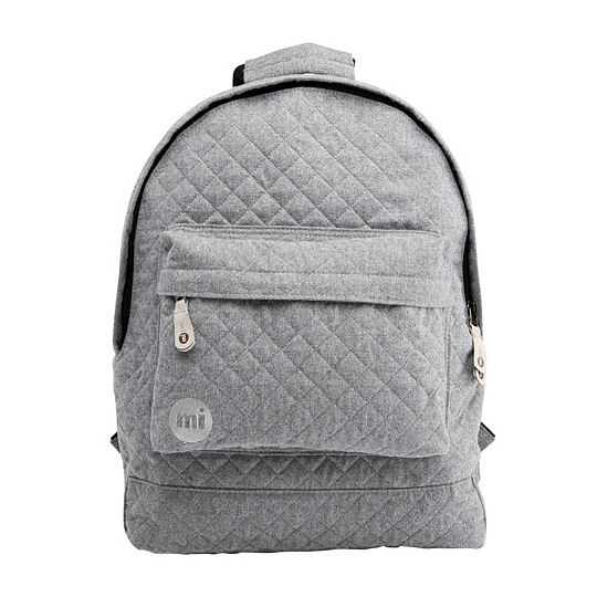 Рюкзак 'Quilted' - Grey