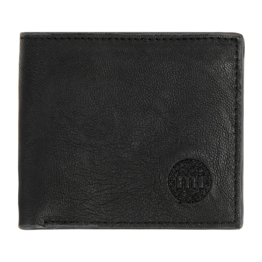 Кошелек 'Gold Wallet Matte'  / Black