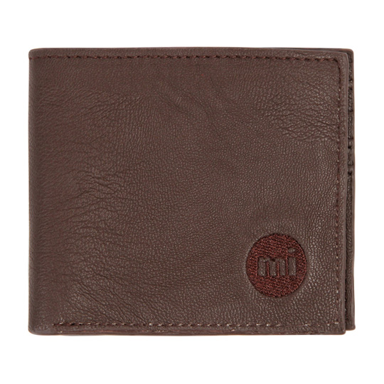 Кошелек 'Gold Wallet Matte'  / Brown