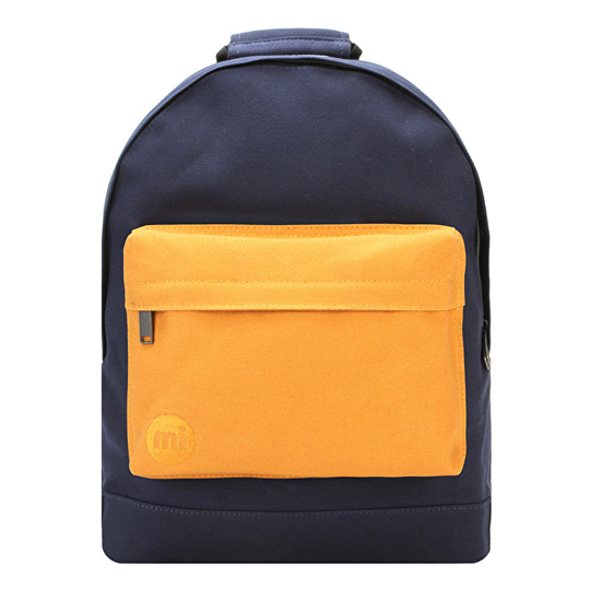 Mi-Pac Рюкзак 'Canvas Tonal' - Navy, Yellow