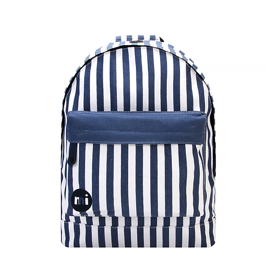 Mi-Pac Рюкзак 'Premium Seaside' - Stripe Blue