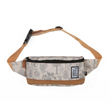 Сумка поясная The Pack Society 'Bum Bag'  / Fossile