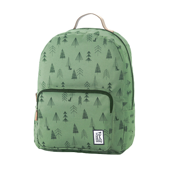 Рюкзак The Pack Society 'Classic'  / Green Tree