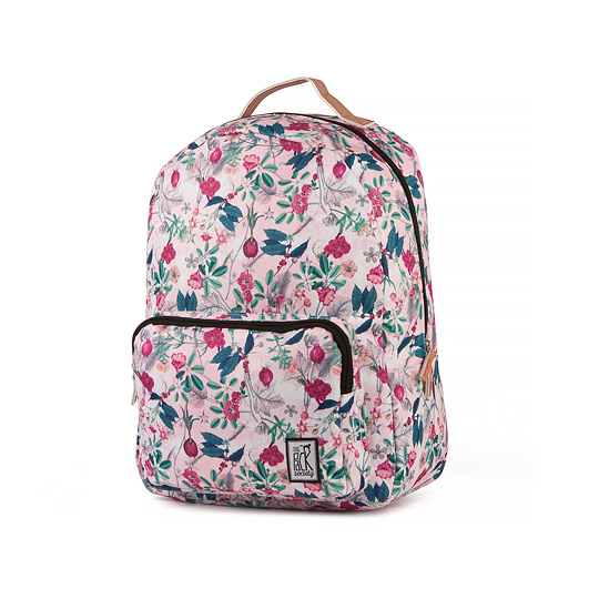 Рюкзак The Pack Society 'Classic'  / Pink Botanical