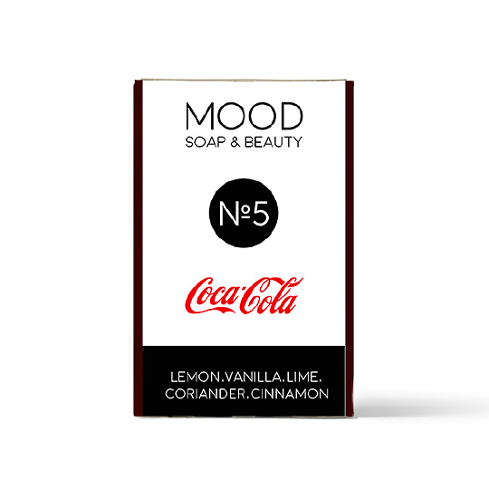 Мыло 'Good mood'  / Coca-cola