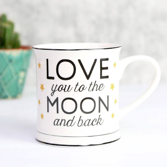 Кружка 'To the Moon and Back'