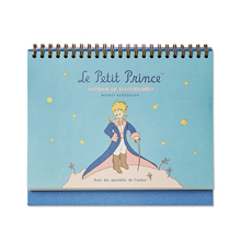 Планинг 'Little prince'  / Thoughts