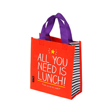 Сумка 'All You Need Is Lunch'