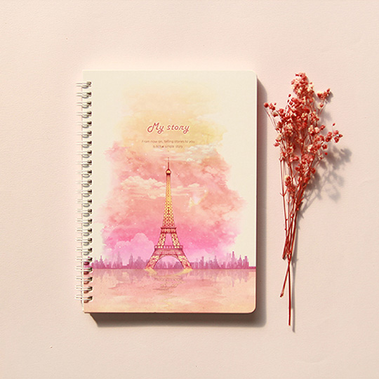 Блокнот 'My Magic Story'  / Sunset Paris