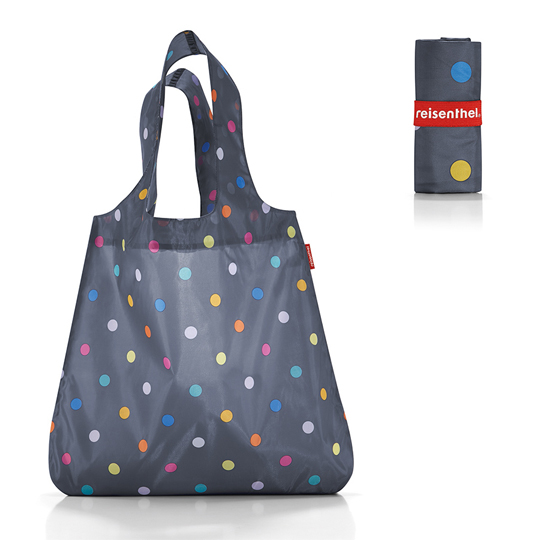 Сумка складная 'Mini Maxi Shopper'  / Marine dots