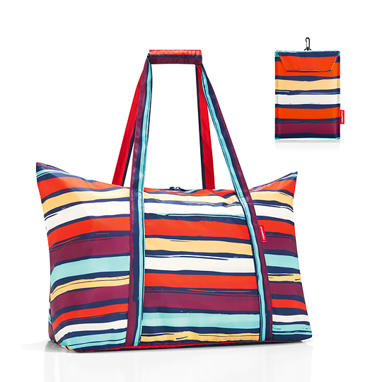 Сумка складная 'Mini Maxi Travelbag'  / Artist Stripes
