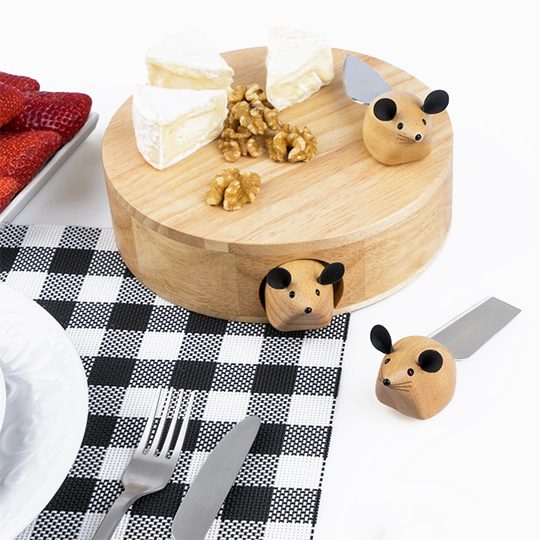 Набор для сыра 'Cheese set', 4 предмета