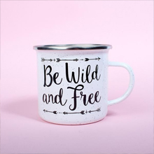 Кружка 'Be Wild and Free'