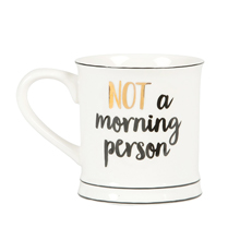 Кружка 'Not a Morning Person'