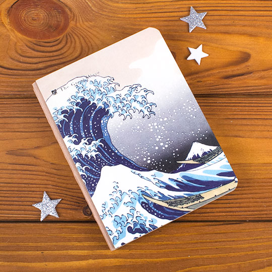 Блокнот 'The Great Wave'