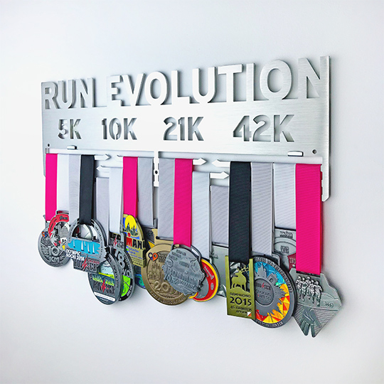 Медальница 'Run Evolution'